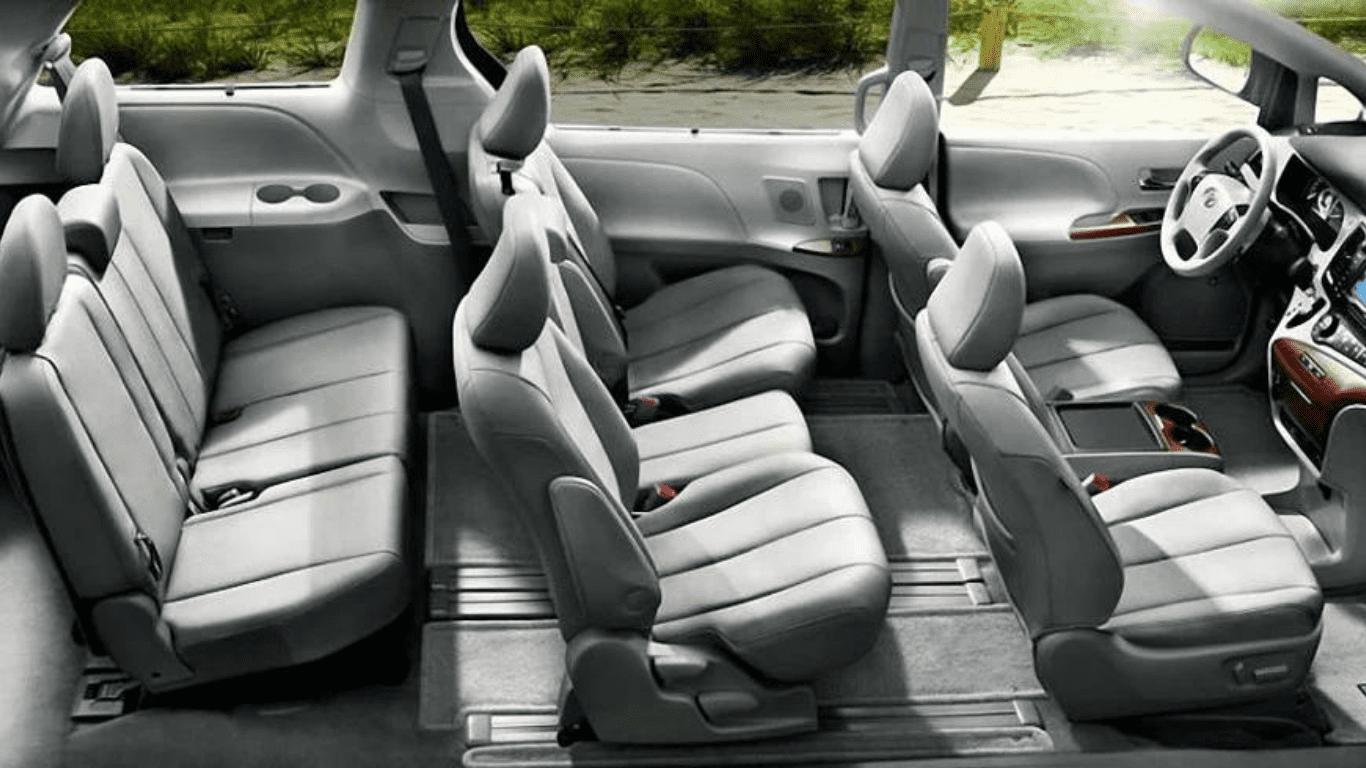 Interior SUV